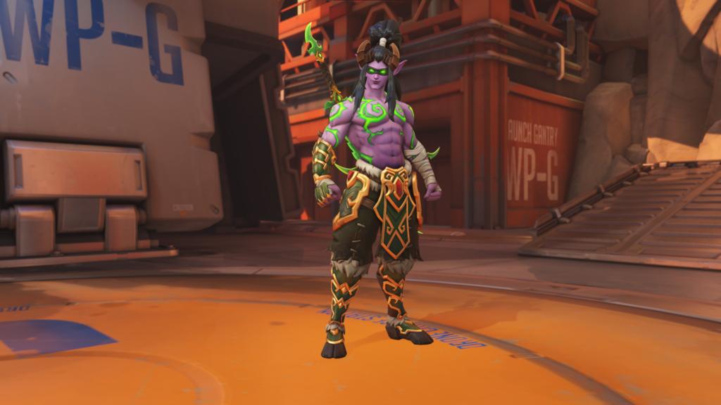 Illidan Genji