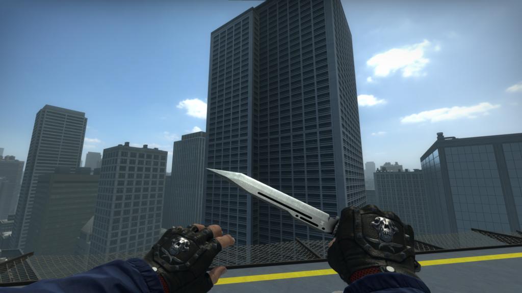 Paracord Knife Skin