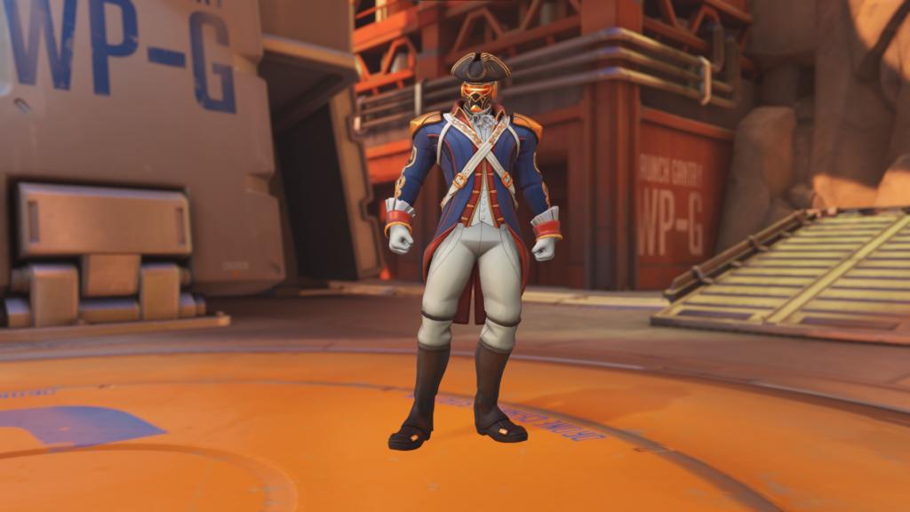 Soldier: 1776 (Legendary)
