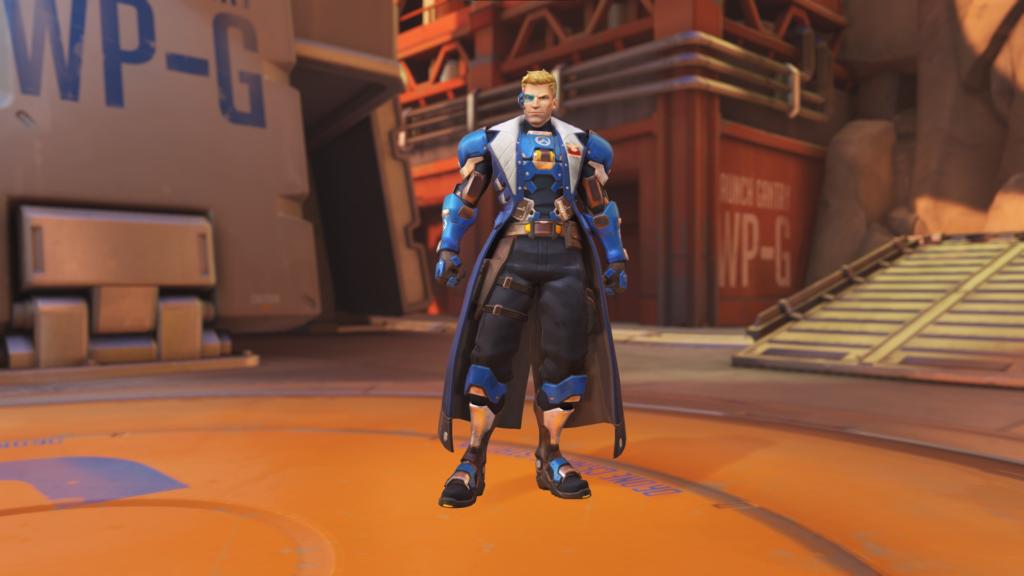 Strike Commander Morrison (Legendary)