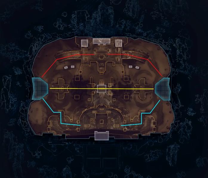 Apex Arenas map Encore