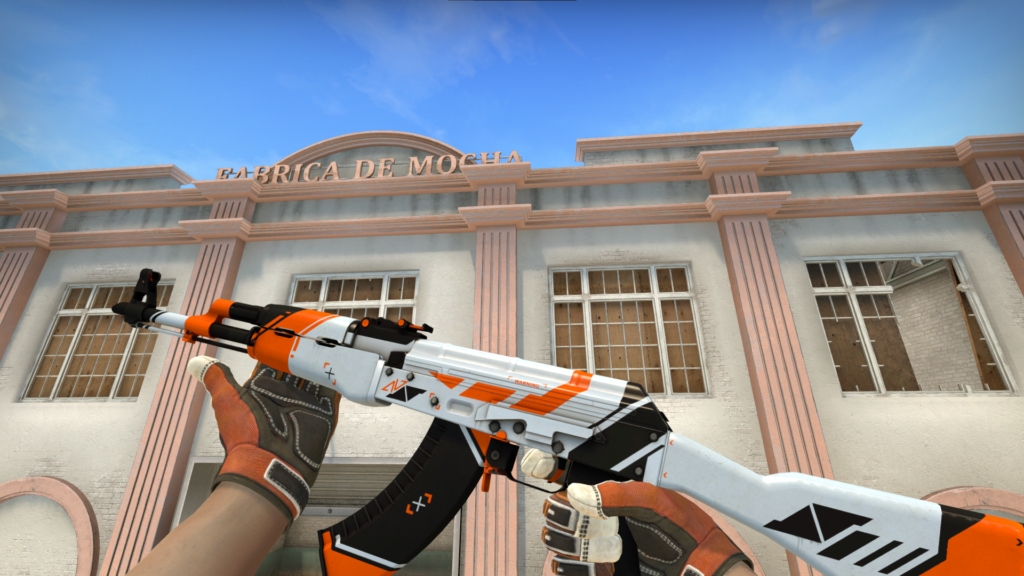 Factory New Ak-47 |Asii