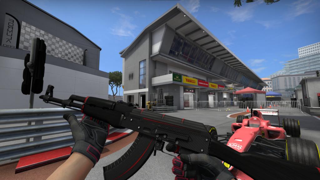 Factory New Ak-47 |Redline