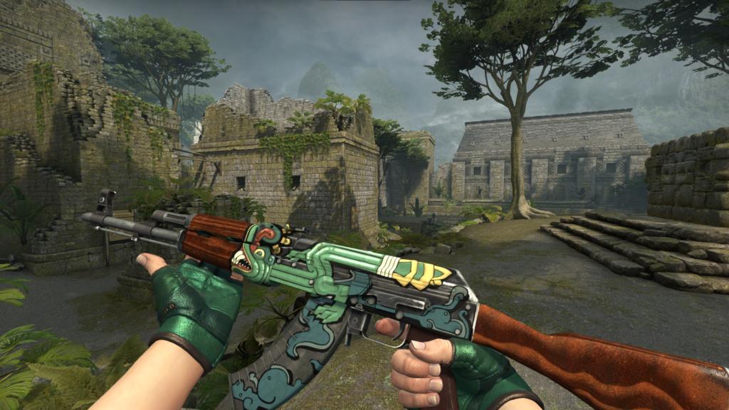 Factory New Ak-47 |FS