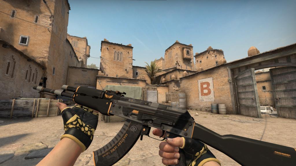 Factory New Ak-47 |
