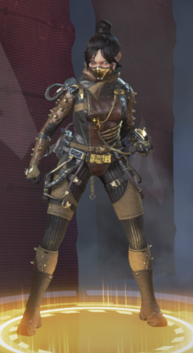 Wraith's Airship Assassin (Requires Void Specialist)