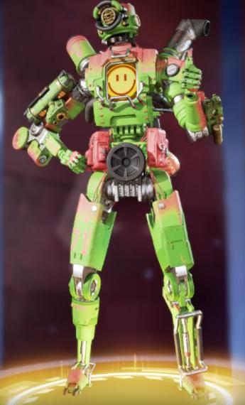 Pathfinder's Green Machine (Requires The Aviator)