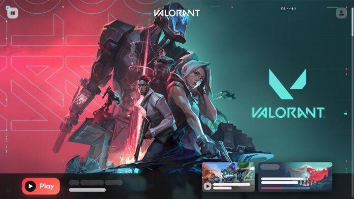 Valorant new Riot Client