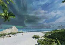 Apex Tropic Island map