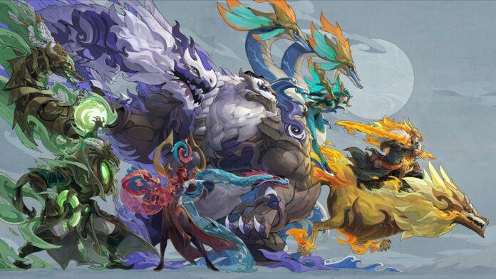 Dragonmancer 2021