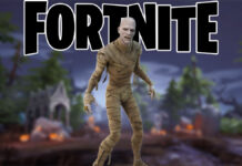 Fortnite Mummy Skin