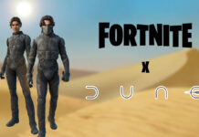 Fortnite x Dune Collaboration