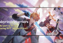 Genshin Impact Labyrinth Warriors