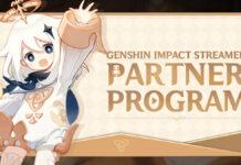 Genshin Impact Streamer Partner Program