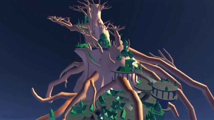 Genshin Inpact Tree House