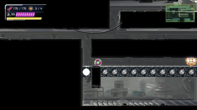 Cataris Power Bomb Tank No. 03