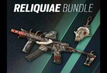 Reliquiae r6s weapon skin bundle