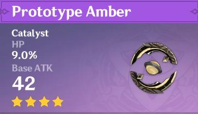 Prototype Amber
