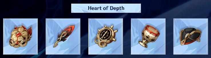Heart of Depth