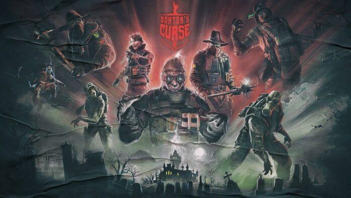 rainbow six siege doktor's curse event