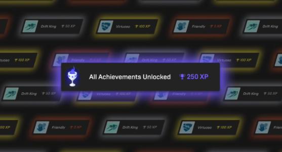 Epic Games achievements system