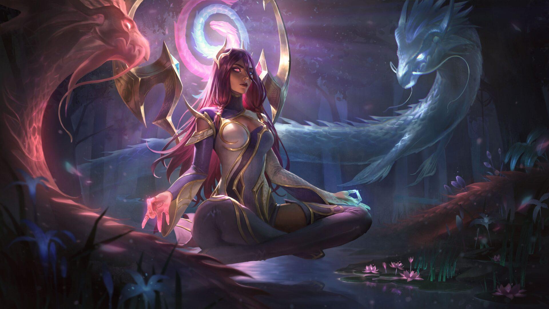 Tranquility Dragon Karma