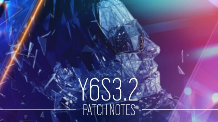 rainbow six siege y6s3.2 patch notes
